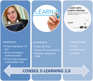 Conseil e-learning 2.0 - Marie Prat