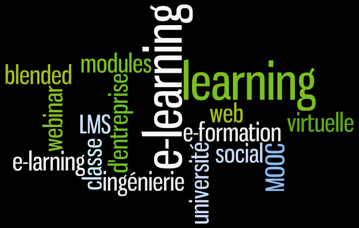E-learning tags